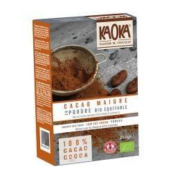 Cacao pudra x 250g Kaoka