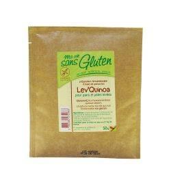 Drojdie de quinoa fermentabila bio x 50g Ma vie sans gluten