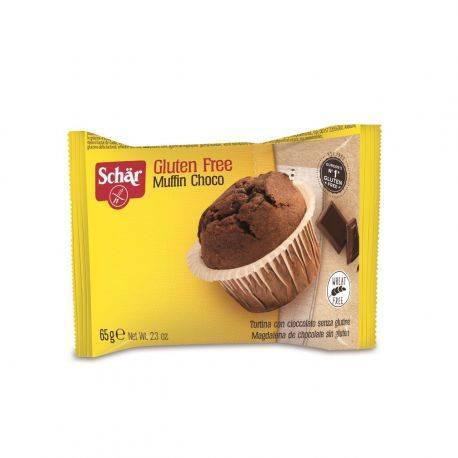 Briosa cu ciocolata fara gluten x 65g Dr Schar