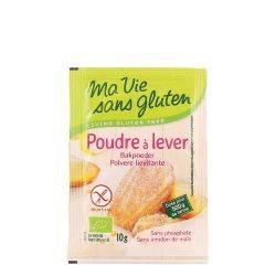 Praf de copt bio fara gluten, fara amidon de porumb x 4x10g Ma Vie Sans Gluten