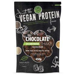 Shake Eco de ciocolata cu 63% proteine x 450g Nutrisslim