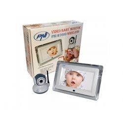 Video Baby Monitor ecran 7 inch wireless