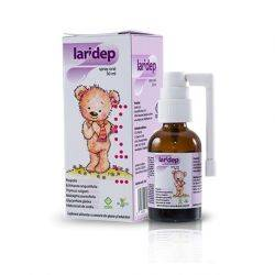 LARIDEP spray oral solutie Dr. Phyto x 30ml