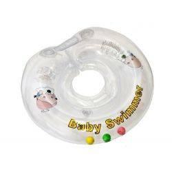 Colac Transparent cu Zornaitoare 6-36 luni Baby Swimmer