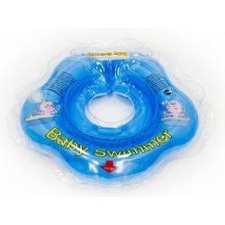 Colac Jumatate Transparent 0-24 luni Baby Swimmer