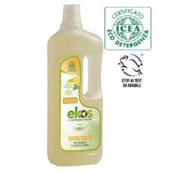 Solutie ECO de curatare pentru podele si suprafete dure Ekos x750ml