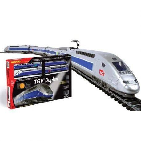 Trenulet Electric TGV Duplex Mehano