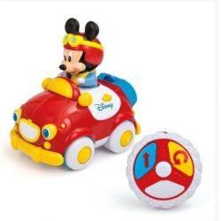 Masinuta Mickey cu telecomanda - Clementoni