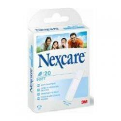 Plasturi Soft flexi x 20buc Nexcare
