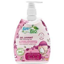 Born to Bio - Sampon si gel de dus bebelusi x 475ml