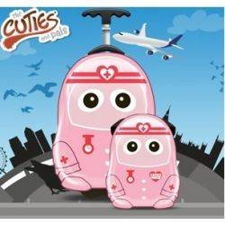 Ghiozdan si valiza copii Uniform Cutie Nurse