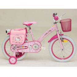 Bicicleta copii Hello Kitty Romantic 16 Ironway