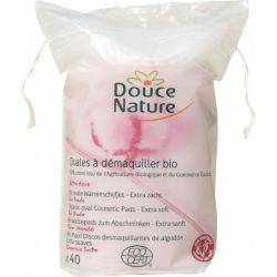 Cotton Discuri ovale demachiere x 53.7g DouceNature