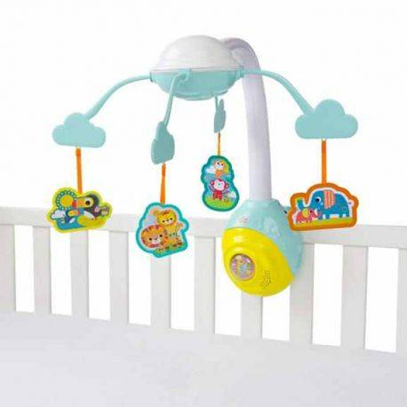 Carusel Soothing Safari 2 In 1 Mobile - Bright Starts