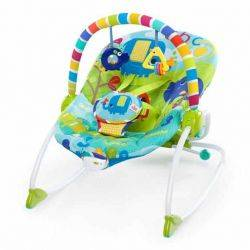 Balansoar 2 In 1 Merry Sunshine Rocker - Bright Starts