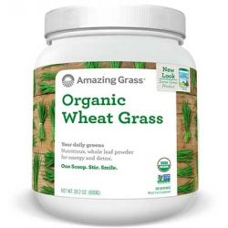 Amazing Grass - Green Superfood Iarba de Grau x 30portii (240g)