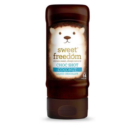Sirop de ciocolata Choc Shot Cocos Spice x 320g Sweet Freedom