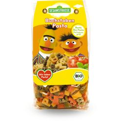 Paste Eco Litere colorate x 250g Sesame Street