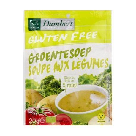 Supa fara gluten de legume, vegan x 20g Damhert
