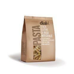 Paste Fusilli din orez integral x 400g Dialsi