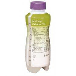 Nutricomp Glutamine Plus HDPE x 500ml BBraun