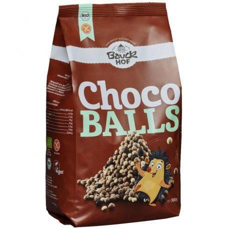 Choco Balls Bio fara gluten x 300g Bauckhof