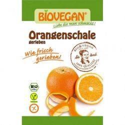 Coaja de portocala rasa fara gluten ECO x 10g BioVegan