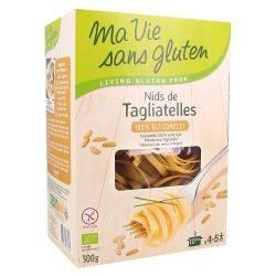 Cuiburi de tagliatele din orez integral fara gluten x 300g Ma vie sans gluten