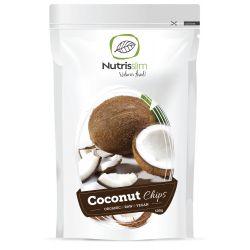 Fulgi organici din nuca de cocos x 150g Nutrisslim