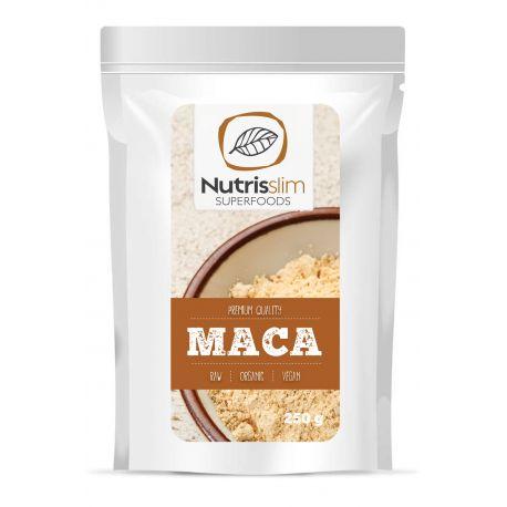 Pudra organica de Maca x 250g Nutrisslim