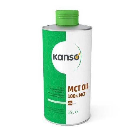 Ulei MCT 100% x 500ml Kanso