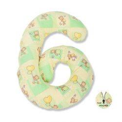 Perna multifunctionala Ursuleti colorati BabyNeeds Enjoy