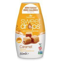 Sweet drops cu caramel x 50ml SweetLeaf