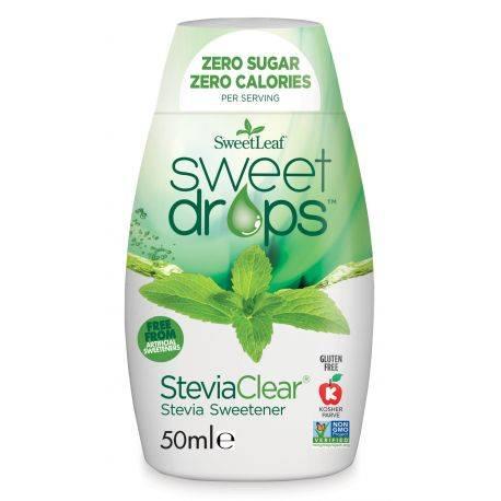 Sweet drops cu stevie 50ml SweetLeaf