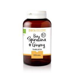 Bio Spirulina si ginseng x 400mg Diet Food