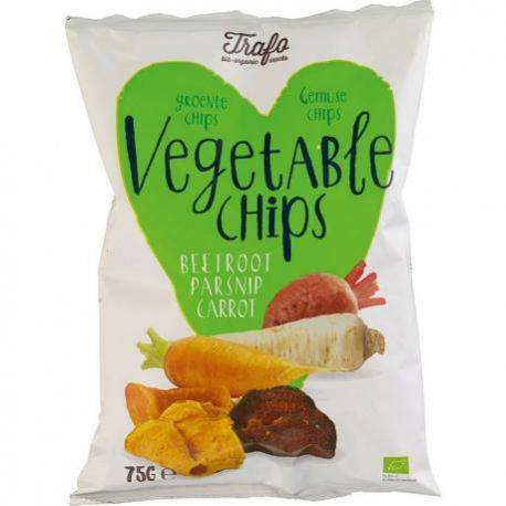 Chipsuri de legume ECO x 75g Trafo