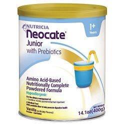 Neocate Junior Vanilie de la un an x 400g Nutricia