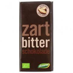 Ciocolata neagra ECO x 100g Dennree