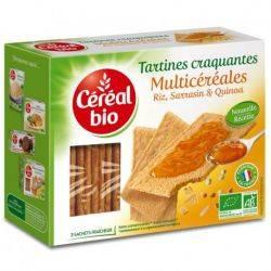 Tartine crocante multicereale x 145g Cereal Bio