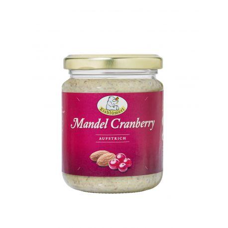 Crema eco de migdale si merisoare fara gluten x 250g Eisblumerl