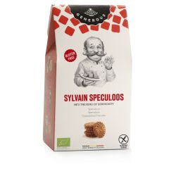 Biscuiti eco fara gluten Sylvain Speculoos caramelizati x 100g Generous