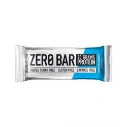 Baton proteic cocos fara gluten si fara zahar Zero Bar x 50g Biotech