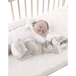 Perna bebelusi cu paturica Hippo Jane