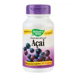 Acai SE 520mg x 60cps vegetale Natures Way