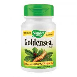 Goldenseal 570mg x 30cps Natures Way