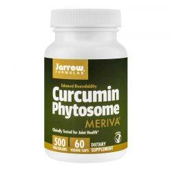 Curcumin Phytosome 500mg x 60 cps Jarrows Formulas
