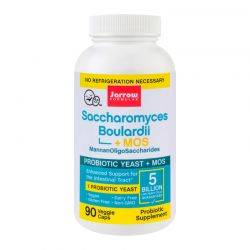 Saccharomyces Boulardii + MOS x 90cps Jarrow Formulas
