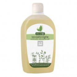 Detergent solutie pentru masina de spalat vase, cu menta si eucalipt Eco x 500ml Ecosi