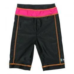 Pantaloni de baie pink black marime 92- 104 protectie UV - Swimpy