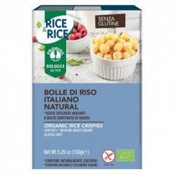 Bilute de orez fara gluten, fara zahar x 150g Rice Rice